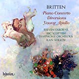 Britten:Piano Concerto Op.13, Diversions Op.21, Young Apollo