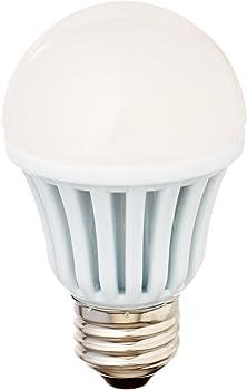 HitLights 6W A19 Warm White LED Light Bulb