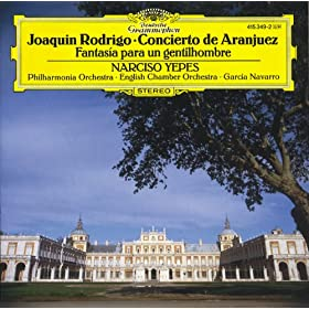 Joaqu�n Rodrigo: Concierto de Aranjuez for Guitar and Orchestra - 2. Adagio
