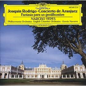 Rodrigo: Concierto de Aranjuez for Guitar and Orchestra - 2. Adagio