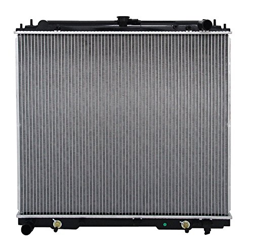 OSC Cooling Products 2807 New Radiator (2006 Nissan Frontier Radiator compare prices)