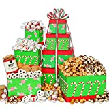 Peppermint Twist Gift Tower