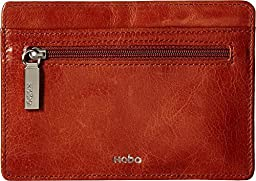 HOBO Vintage Euro Slide Wallet ID Holder, Henna, One Size