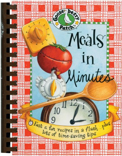 Gooseberry Patch Meals In Minutes Cookbook M872P