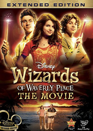 Cover art for  Wizards of Waverly Place: The Movie (Extended Edition)