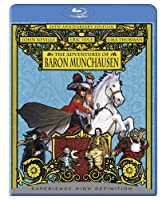 The Adventures Of Baron Munchausen Blu-ray by Sony Pictures Home Entertainment