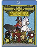 The Adventures of Baron Munchausen 20th Anniversary Edition [Blu-ray] (Bilingual) [Import]