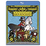 The Adventures of Baron Munchausen [Blu-ray] ~ Sarah Polley