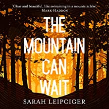The Mountain Can Wait (       UNABRIDGED) by Sarah Leipciger Narrated by Robert Petkoff