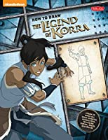 Learn to Draw Nickelodeon's The Legend of Korra