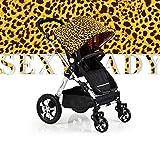 I-believe Brand Classic Edition European Qualitystandard Leopard Print Color Baby Stroller