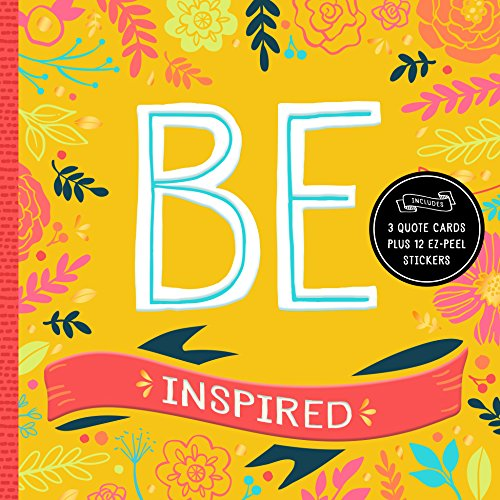 Buy Be Inspired Now!