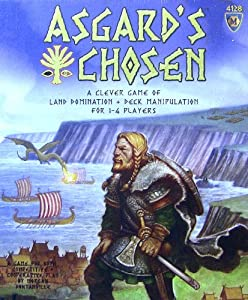 Asgard's Chosen Board Game