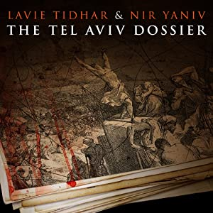 The Tel Aviv Dossier Audiobook