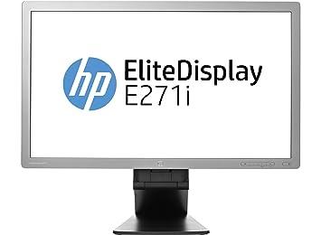 HP Moniteur à rétroéclairage à LED EliteDisplay E271i 68,58 cm