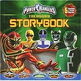 Power Rangers Treasury Storybook