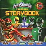 Power Rangers Treasury Storybook