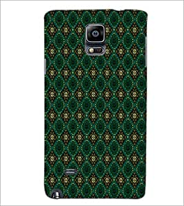 PrintDhaba Pattern D-6088 Back Case Cover for SAMSUNG GALAXY NOTE 2 (Multi-Coloured)