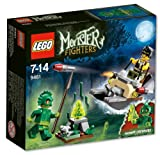 LEGO Monster Fighters 9461: The Swamp Creature