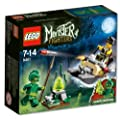 LEGO Monster Fighters 9461 - La Criatura del Pantano