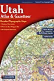 Utah Atlas & Gazetteer (6th Edition)