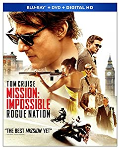 Mission: Impossible - Rogue Nation [Blu-ray] by Paramount