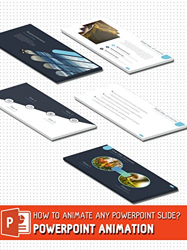 How To Animate Any PowerPoint Slide? Powerpoint Animation