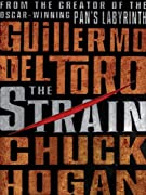 The Strain (The Strain Trilogy) by Guillermo del Toro, Chuck Hogan cover image