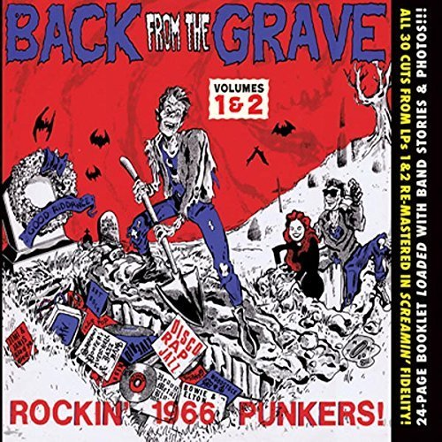 Various - Back From The Grave Vol. 2 - Zortam Music