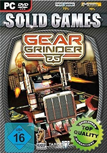 GearGrinder - [PC], PC