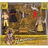Indiana Jones Raiders of the Lost Ark Figure Set Playset Walt Disney World Exclusive
