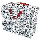 Forget Me Not Design Jumbo Storage Bag