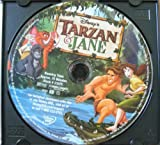 Tarzan & Jane (G) - DVD (Single Jewel Case)
