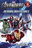 Marvel's The Avengers Reading Adventures (Passport to Reading Level 2)