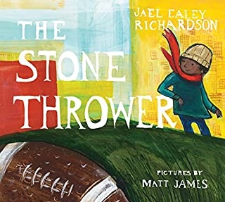 Book Cover: The Stone Thrower