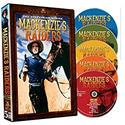 Mackenzie's Raiders: The TV Series