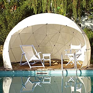 sun protection cover for the garden igloo four seasons. Black Bedroom Furniture Sets. Home Design Ideas