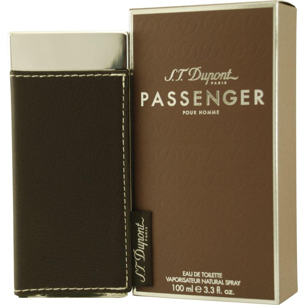 Amazon.com : St Dupont Passenger Eau De Toilette for Men, 3.4 ...