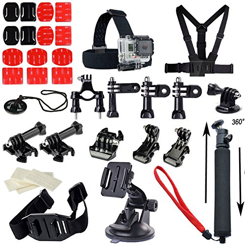 Soft Digits® Gopro Accessory Gopro Kit Accessories Gopro Accessories