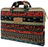 Kinmac New Bohemian Laptop Briefcase 11inch /12inch/ 13 Inch Laptop Case for Macbook Air 11 / Macbook Air 13/macbook Pro 13/ 13.3 Inch/11.6 Inch/ 12.5 Inch Laptop Bag/laptop Sleeve