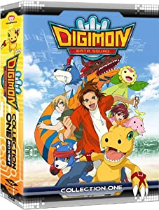 Digimon Data Squad: Collection One