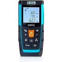 Dr.meter 164ft Measuring Range Handy Laser Measure