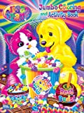 img - for Lisa Frank Jumbo Coloring & Activity Book ~ Best Buds book / textbook / text book