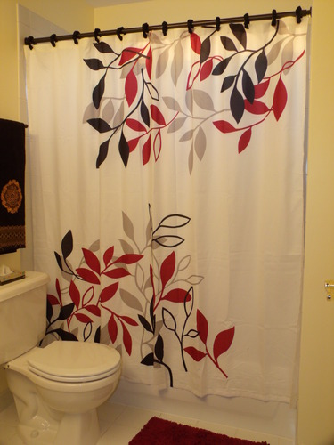 Maytex shower curtain