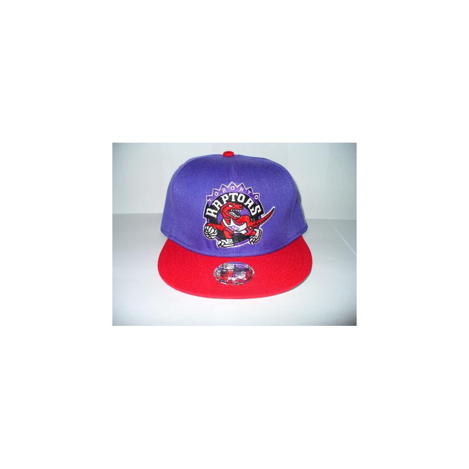 619a65d37 Toronto Raptors SnapBack Collectible Hat Vintage RARE NBA Adjustable ...