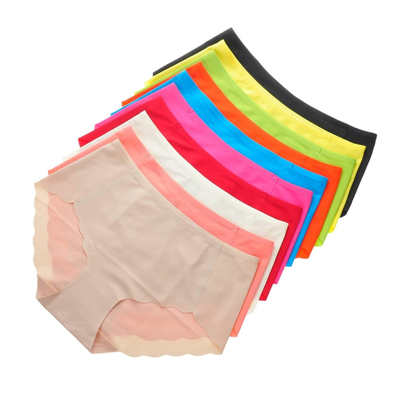 La Isla Damen 10er Pack Slip Nahtlos Soft Hüftslip Low Cut Sexy Shape Pant jetzt kaufen