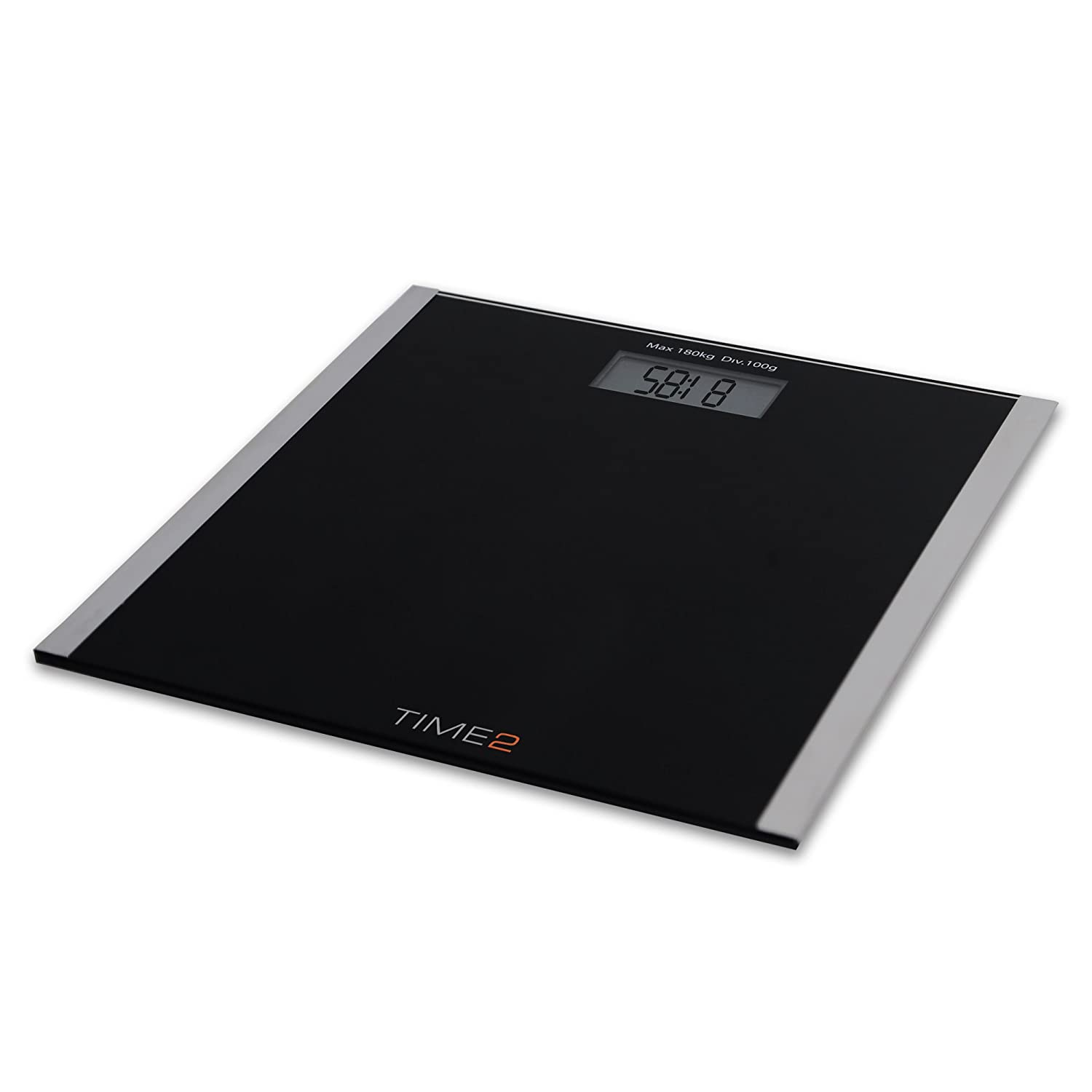 Time 2® Electronic Wireless Smart Body Analyser Scale
