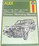 img - for Audi 80. 1972 - 1979. Haynes Manual No 207 book / textbook / text book