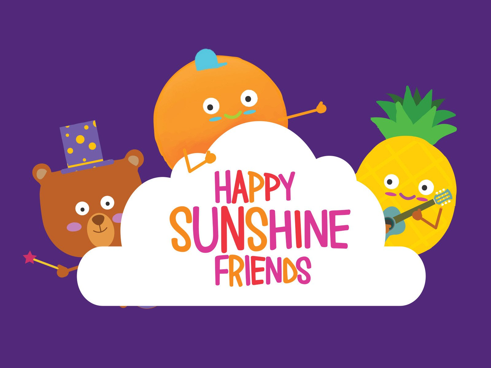 Happy Sunshine Friends - Season 1