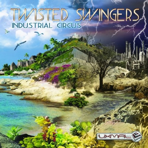 Twisted Swingers - Industrial Circus (2014) [FLAC] Download